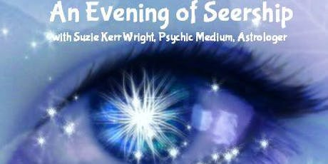 An Evening of Seership with Suzie Kerr Wright tickets