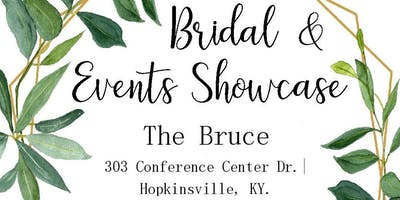 The Bruce's Bridal & Events Showcase