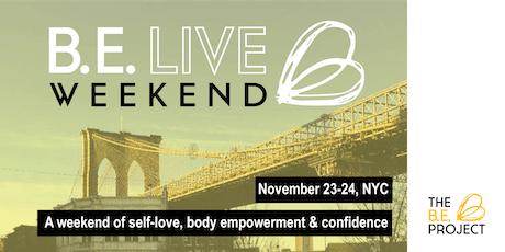 B.E. Live Weekend tickets