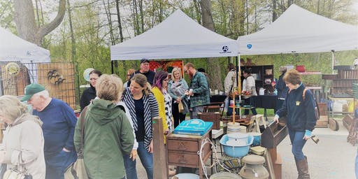 Vintage, Re-purposed & Handmade Pop Up Flea Market In Brownstown