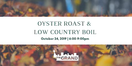 The Grand Oyster Roast with River Rat Brewery tickets