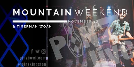 Mountain Weekend at PiNZ LIVE tickets
