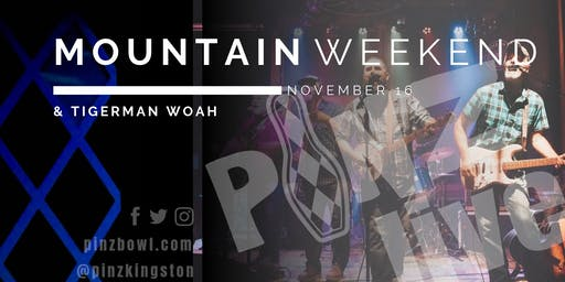 Mountain Weekend at PiNZ LIVE