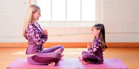 Mommy + Mini Yoga Class with Jill Yoga tickets