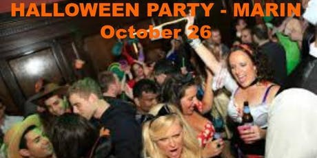 Halloween Costume Party & Dance - Marin tickets