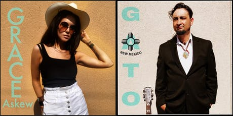 Grace Askew (full band show) feat. Gato Malo!!! tickets