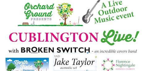 Cublington Live tickets