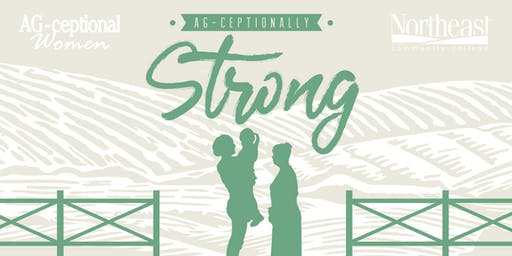 "AG-ceptional Women's Conference 2019 ""STRONG"""