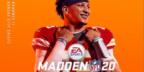 Madden 20 Xbox Tournament tickets