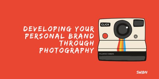 SWIBN September - Building Your Personal Brand Through Photography