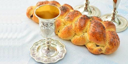 Rodef 2100: November Shabbat Dinner 2019
