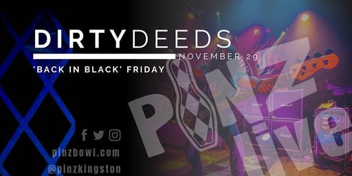 Back in Black Friday at PiNZ LIVE