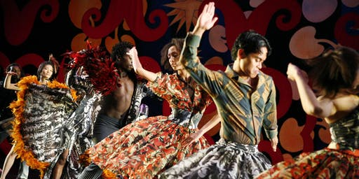ARMITAGE GONE! DANCE: Audition for world dance artists