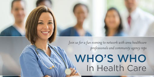 Who's Who In Health Care - Marinette