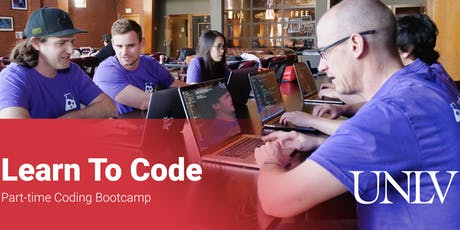 CODE ON: UNLV - Intro to Web Development | Powered by DevPoint Labs tickets