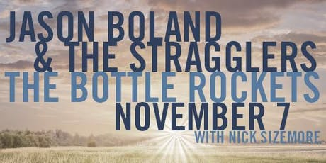 Jason Boland & The Stragglers and The Bottle Rockets tickets