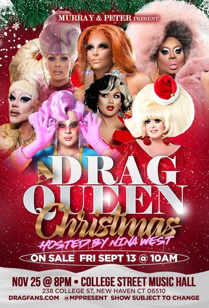 A Drag Queen Christmas.A Drag Queen Christmas The Naughty Tour Tickets Mon Nov
