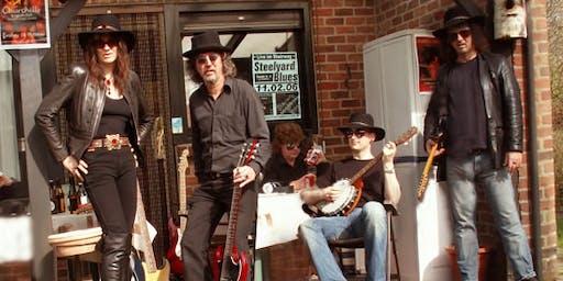 Steelyard Blues live at Rugeley Blues Club