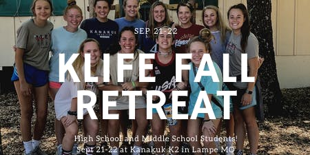 KLIFE Fall Retreat 2019