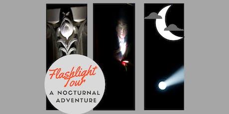 Flashlight Tour, a Nocturnal Adventure tickets