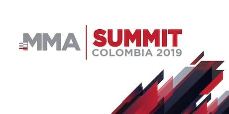 MMA Summit Colombia 2019 entradas