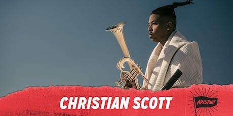 Christian Scott aTunde Adjuah tickets