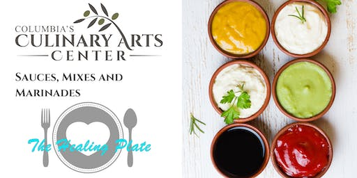 Sauces, Mixes, and Marinades with Meredeth!