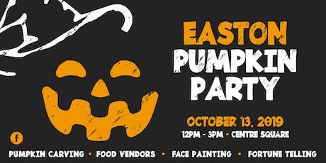 Easton Pumpkin Party tickets