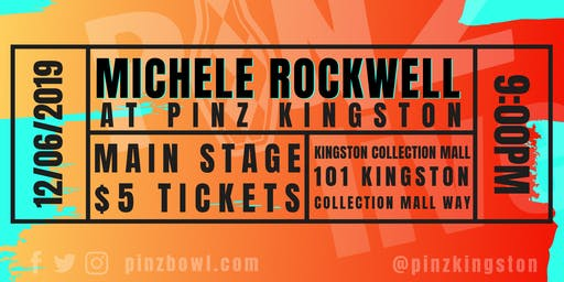Michele Rockwell Band at PiNZ LIVE
