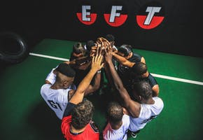 EFT Football 7v7 2019 Tryouts #2