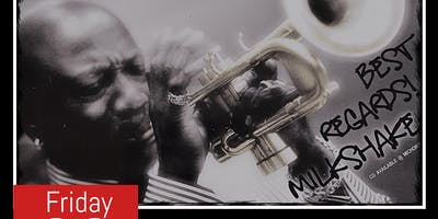 Jazz Trumpeter Milkshake featuring vocalist Christine Mayfield