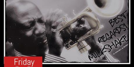 Jazz Trumpeter Milkshake featuring vocalist Christine Mayfield tickets