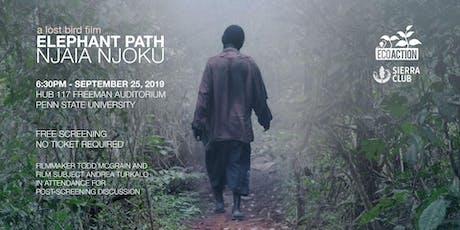 "Student & Community Screening of ""Elephant Path / Njaia Njoku"" tickets"