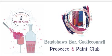 Paint plus Prosecco Club tickets
