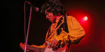AMERICAN GURU: Jimi Hendrix and The Spirit of a Generation