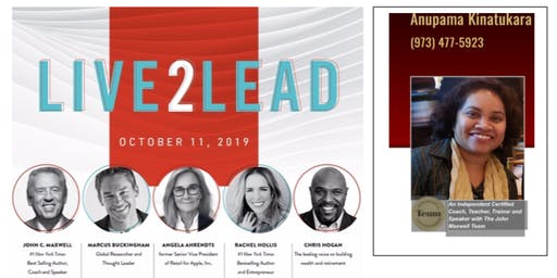 Live2Lead: North Jersey (Leader Development Experience)