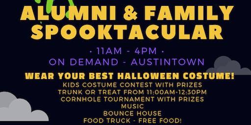 Alumni & Family Spooktacular!