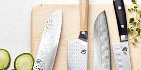 Knife Skills Workshop tickets