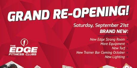 Norwalk Grand Re-Opening! tickets