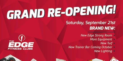 Norwalk Grand Re-Opening!