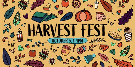 HarvestFest tickets