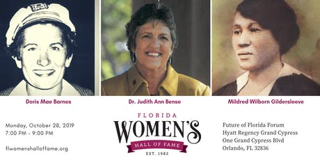 2019 Florida Women's Hall of Fame Induction Ceremony and Dinner tickets