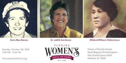 2019 Florida Women's Hall of Fame Induction Ceremony and Dinner