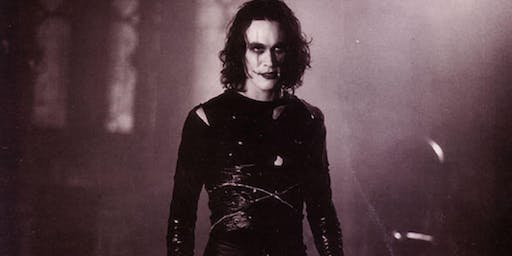 Bellwoods Barbers/Devils Night: THE CROW (1994)- Rush Line Only!
