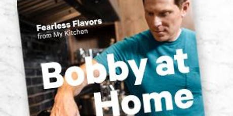 COOKBOOK CLUB - BOBBY AT HOME tickets