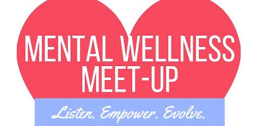 Mental Wellness Meetup