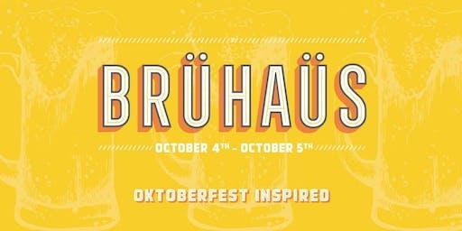 CRAFT Brühaüs // Oktoberfest Party