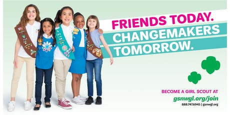 Rudyard Daisy & Brownie Girl Scout Sign Up tickets