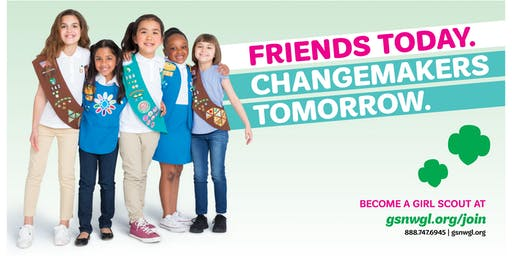 Rudyard Daisy & Brownie Girl Scout Sign Up
