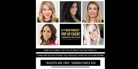 R+F NEW Product Lauch Pop Up at Mercedes Tacoma tickets